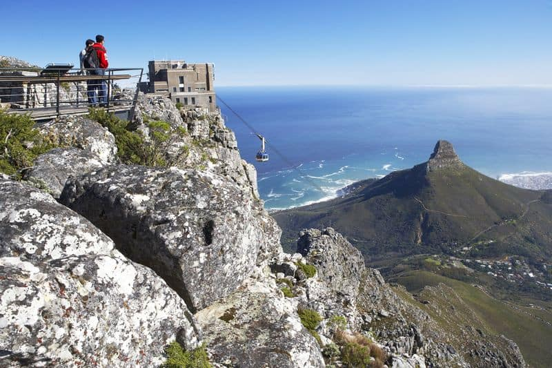 Table Mountain / Lions Head
